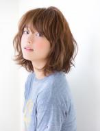 【aRietta】ふわくしゅルーズなパーマスタイル